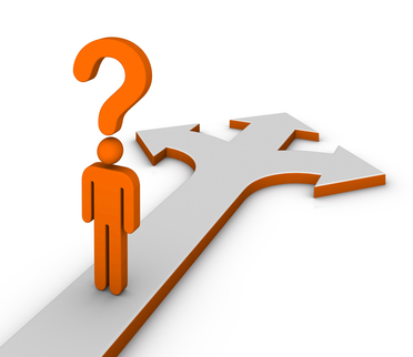 Which direction should you go?